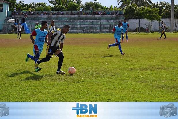Barrolândia empata com Itabela e corre o risco de ser eliminado da Copa do Descobrimento.