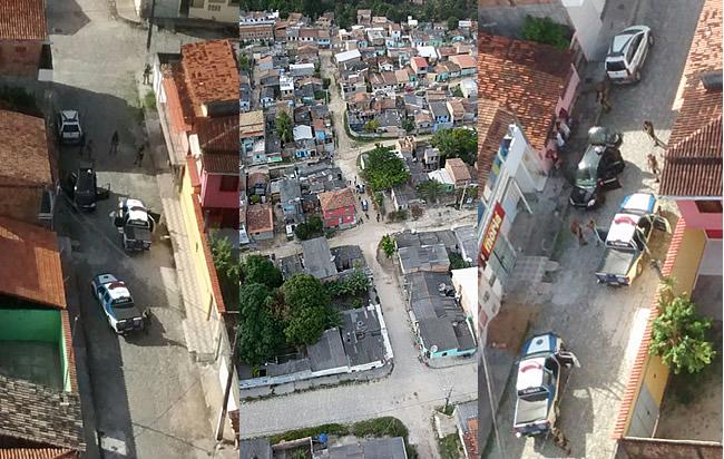 Operações policiais na Costa do Descobrimento reduzem as ocorrências violentas.