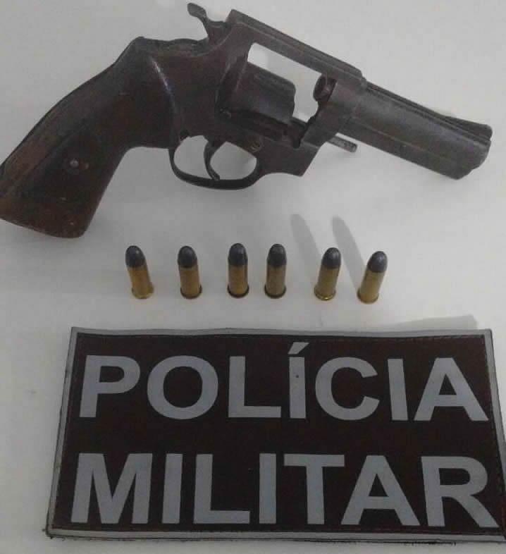 Policiais de Barrolândia realizam operação e conseguem apreender um fugitivo da cadeia de Camacan.