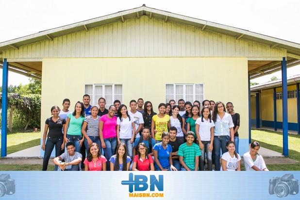 Parceria entre a Prefeitura de Belmonte e a Veracel qualificará 32 jovens belmontenses..