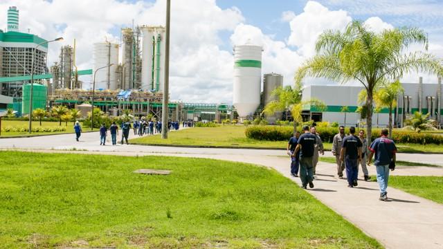 Colaboradores da base STTR aprovam proposta da Veracel Celulose para acordo coletivo de trabalho.