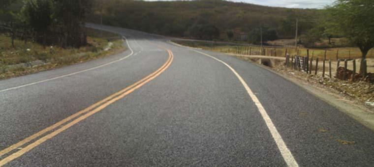 Estrada Belmonte x  Canavieiras está em fase de licitação.