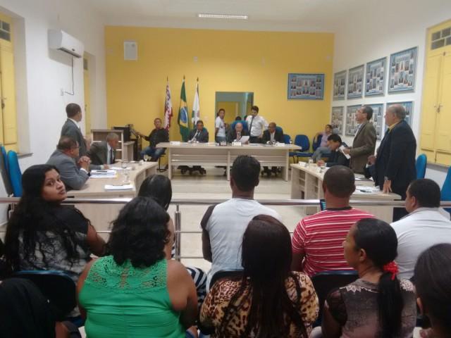 Projeto de Financiamento junto ao DESENBAHIA é aprovado pelo legislativo belmontense.