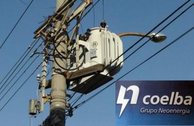 COELBA informa interrupção do fornecimento de energia em Barrolândia.