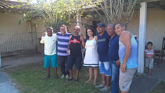 Prefeita Alice Britto realiza reunião com lideranças políticas de Mogiquiçaba.