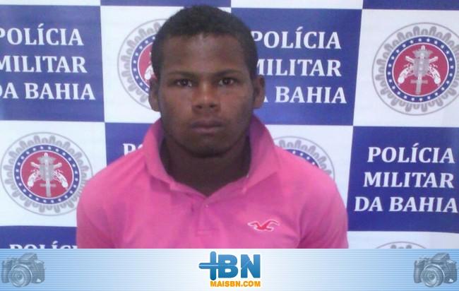 Homem acusado de estupro é capturado por Policiais Militares em Barrolândia.