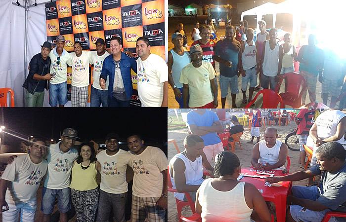 Grande festa marcou a finalização do Projeto Verão em Barrolândia.
