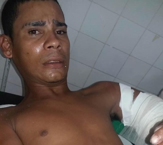 Josivan Santana de Jesus, 18 anos