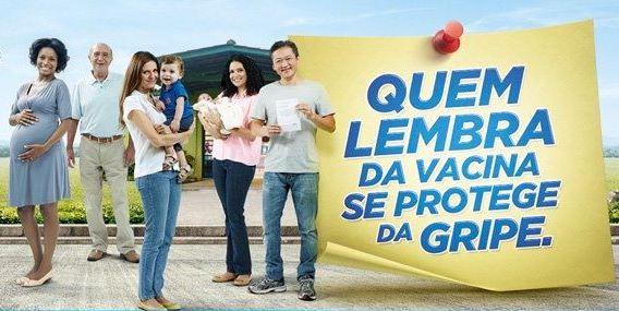 Belmonte não cancelará Dia D da Campanha Nacional de Vacinação contra a Gripe.