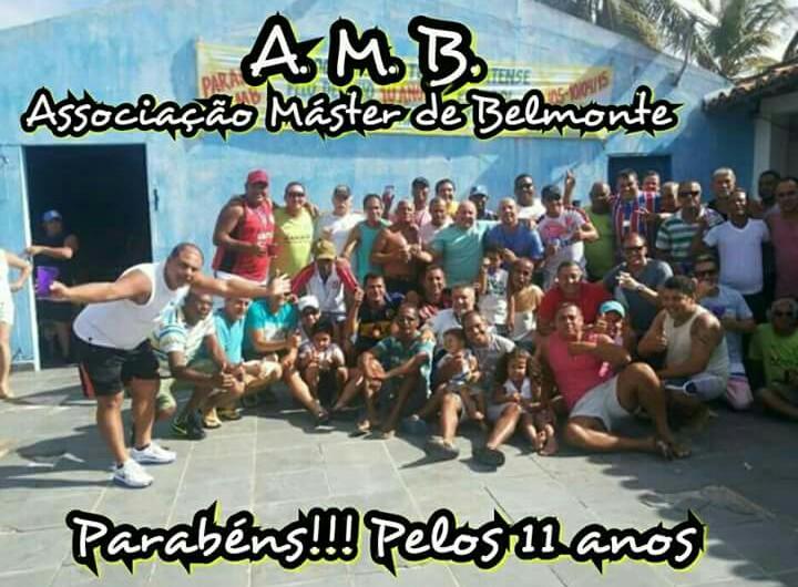 Associação Master de Belmonte faz grande festa em comemoração aos seus 11 anos.