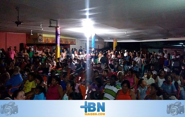 PSB 40 realiza mais uma reunião e demonstra força política em Barrolândia.
