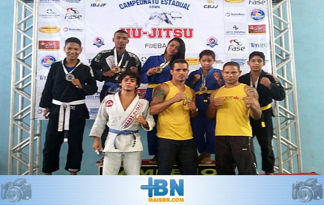 Jiu-jítsu belmontense brilha na 1ª Etapa do Campeonato Baiano de Jiu-jítsu.