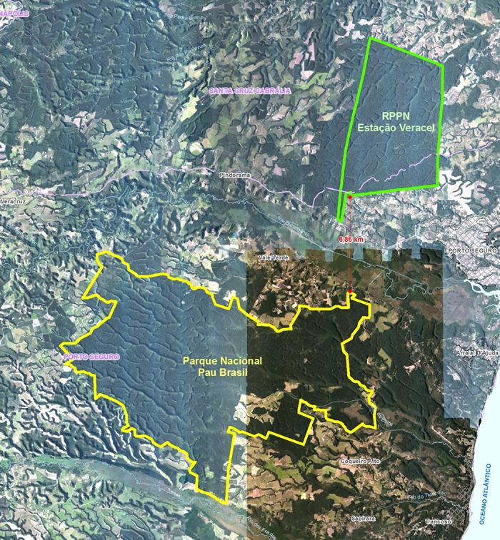Ações de conservação ambiental da Veracel serão temas de estudos em pós-doutorado.
