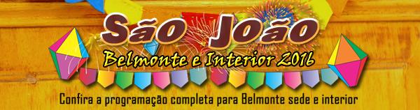 Confira a programação completa do São João 2016 em Belmonte
