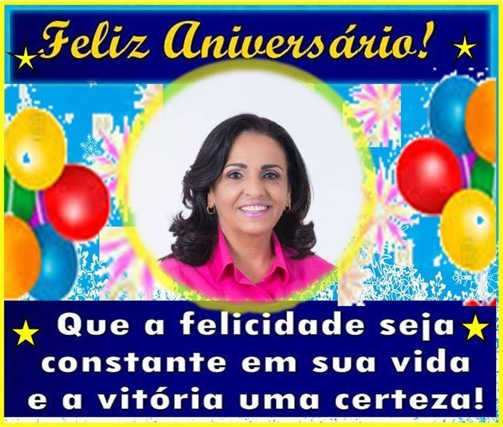 Equipe +BN felicita a Prefeita Alice Britto pelo seu aniversário.