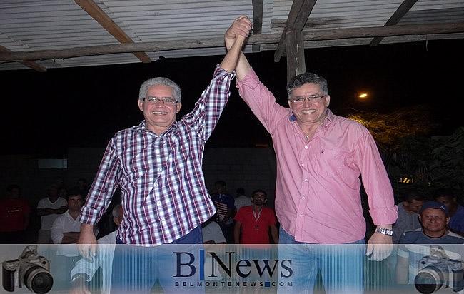 Possibilidade de Janival ser prefeito é bem aceita pela população e lideranças políticas de Belmonte.