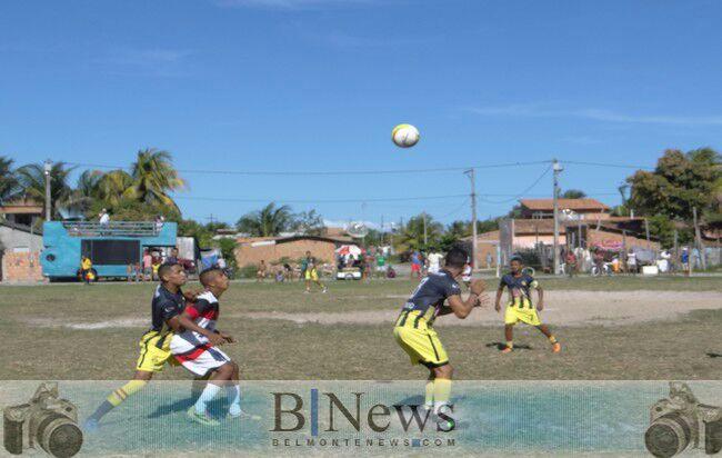 1ª Copa Belmonte de Futebol Amador agita final de semana e lota a Arena Bom Jardim.