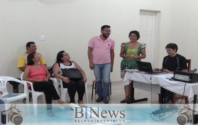 O CMDCA busca o compromisso dos candidatos a prefeito de Belmonte.