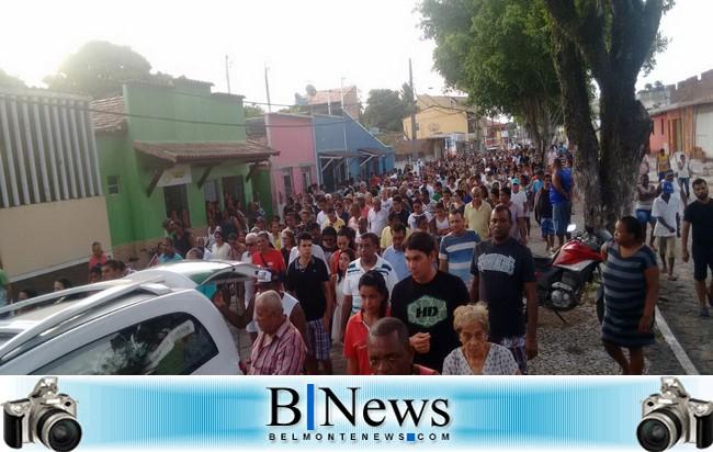 Comunidade belmontense se despede com tristeza do empresário Balanguinho.