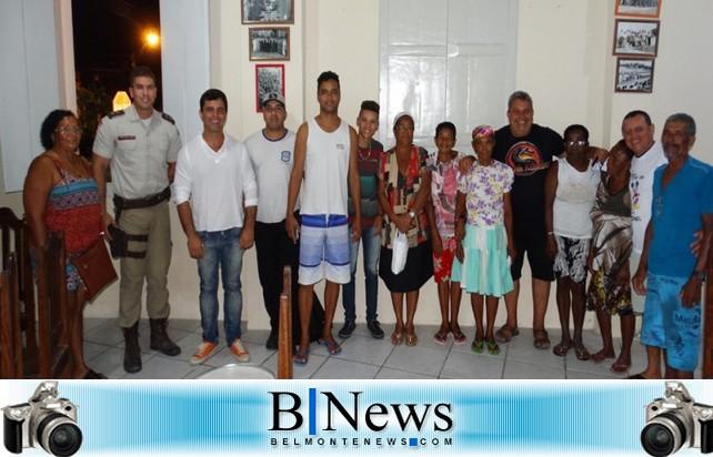 Comissão de Festas realiza reunião com Grupos de Boi Duro em Belmonte.