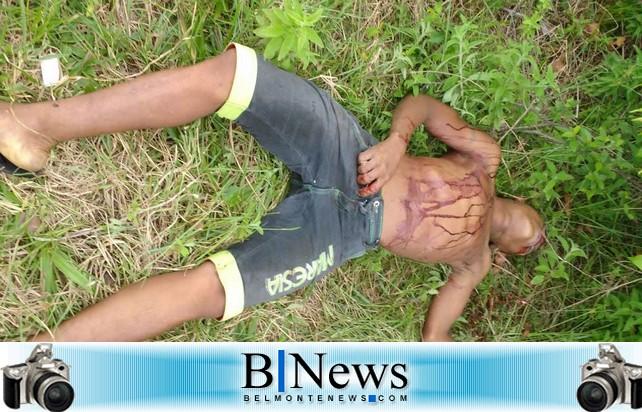 Homem é executado com vários tiros na cabeça em Belmonte.