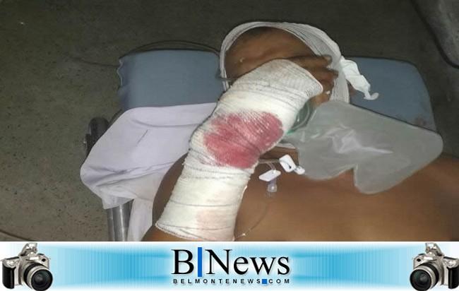 Homem sofre tentativa de homicídio e leva 06 tiros em Belmonte.