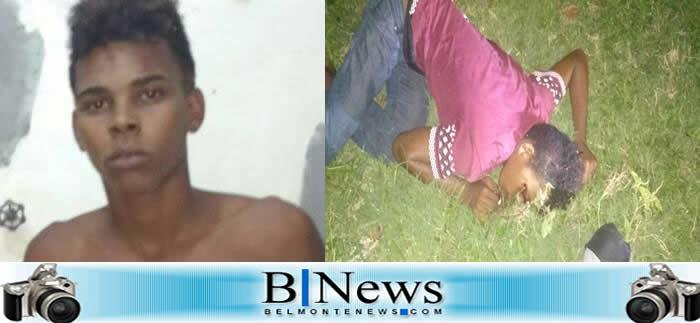 Jovem morre no Bairro São Benedito atingido por vários disparos de arma de fogo.