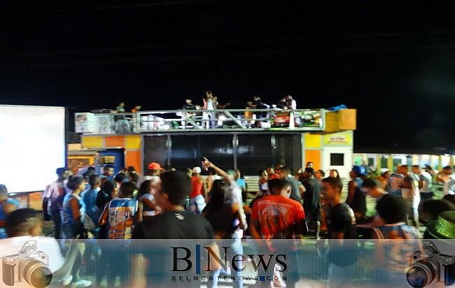 Pré-Carnaval em Santa Maria Eterna e Boca do Córrego agita o final de semana.