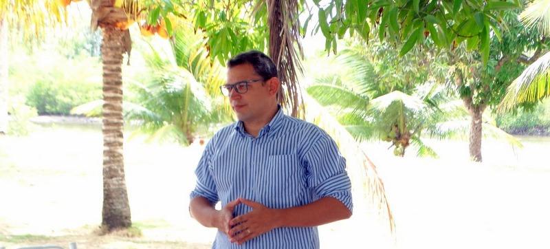 Belmonte busca alternativas para diminuir o impacto da proibição da extração do Guaiamum.