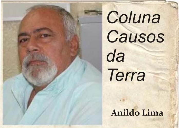 Belmonte lamenta o falecimento do grande Mestre Anildo Lima.