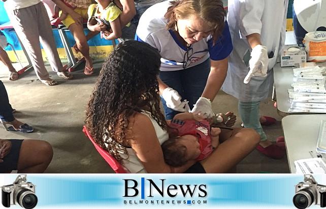 Prefeitura realiza Feira de Saúde em Santa Maria e disponibiliza diversos atendimentos à comunidade.