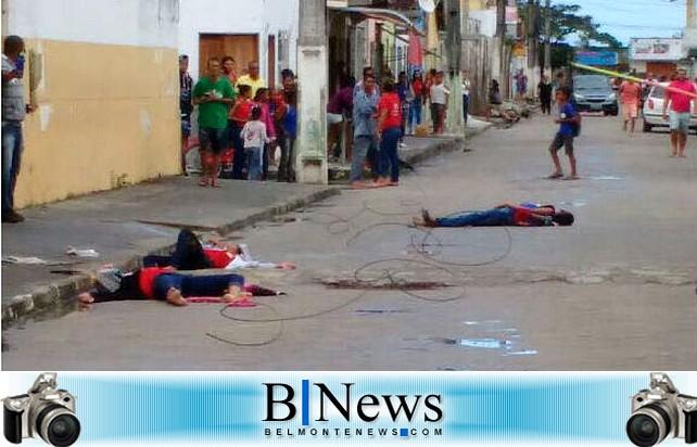 Imagens da queda de um fio de alta tensão que atingiu quatro crianças em frente ao Colégio Municipal ACM - Arquivo +BN