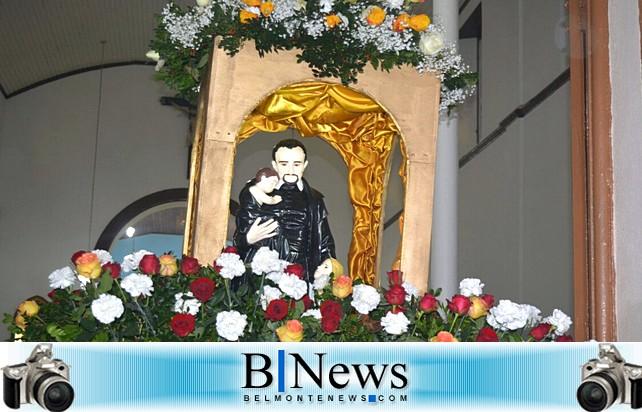 Procissão de São Vicente encerra os festejos católicos do mês de julho em Belmonte.