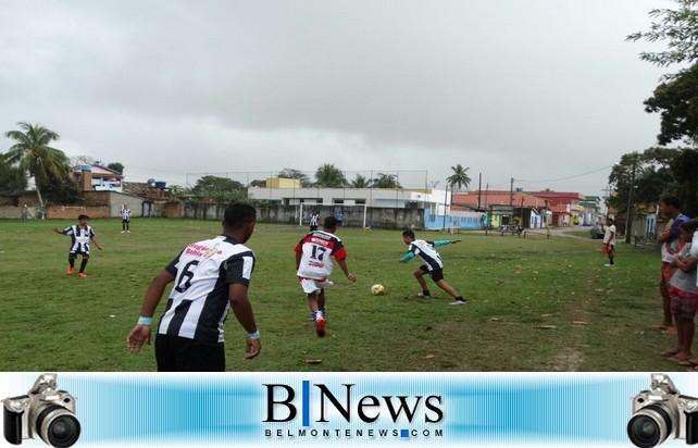 Segunda rodada da Copa Revelação Sub-15 agita o final de semana na Arena Lilitão.