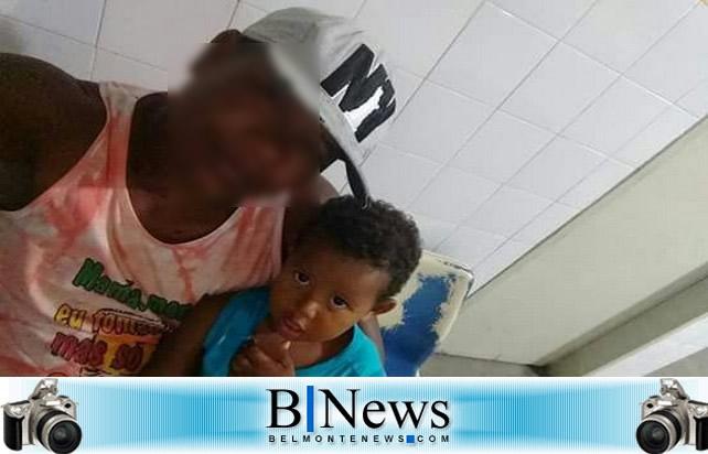 Criança é encontrada morta dentro de um rio em Belmonte.