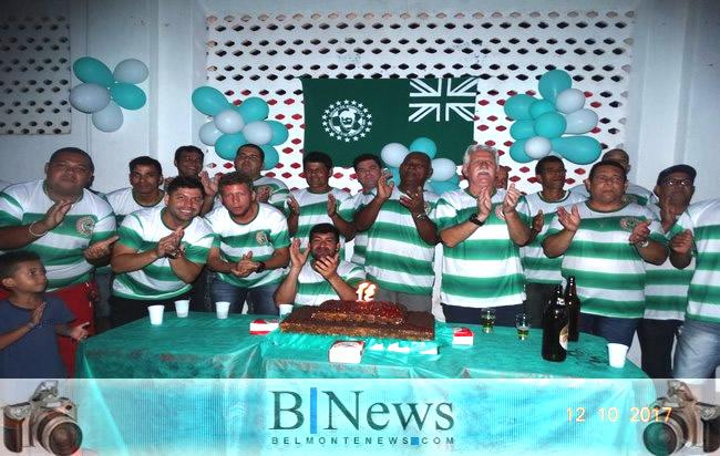 Grande confraternização marca os 12 anos do Grupo Os Mordaças.