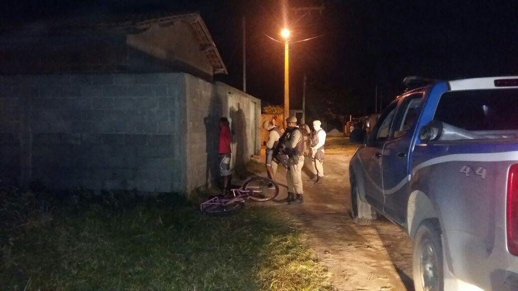 8º BPM intensifica ações de policiamento em Belmonte.