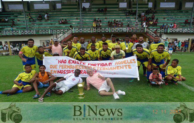 Time da Biela é o grande campeão da Copa Inter Bairros 2017.