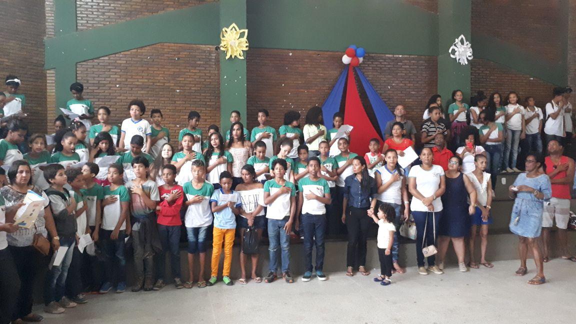 Formatura do PROERD contempla 261 alunos do Complexo de Bairros Baianão.