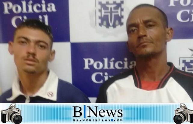 Operação da CIPE-MATA ATLÂNTICA (CAEMA) apreende drogas e arma no São Benedito.