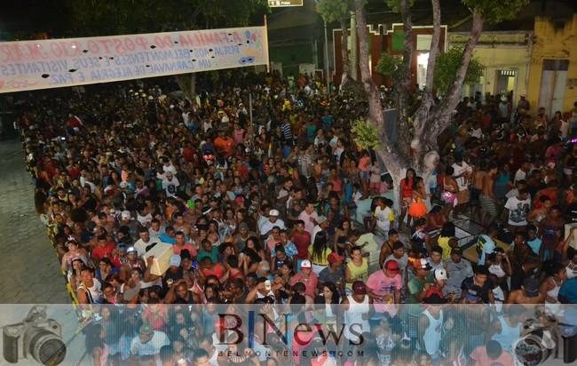 Belmonte encerra em alto estilo o melhor carnaval da Costa do Descobrimento.