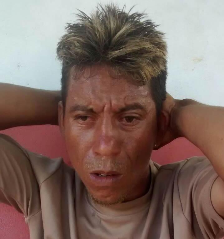Polícia Militar prende homem portando rádio comunicador e prestando serviço de informante para o tráfico de drogas.