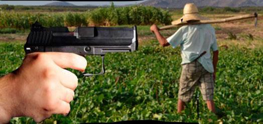 Resultado de imagem para imagem, assalto a família em propriedade rural