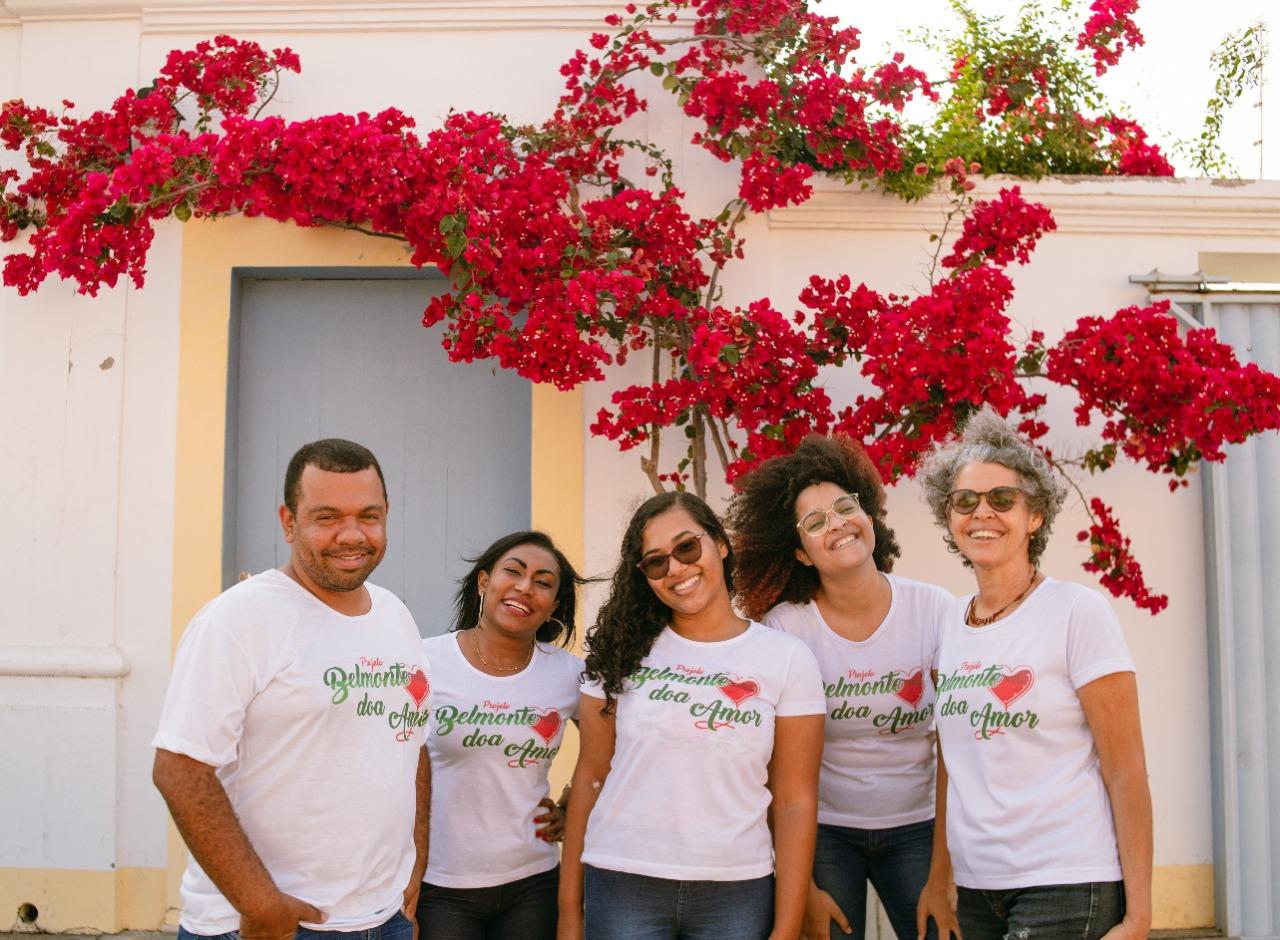 Voluntários criam projeto solidário para incentivar a doação de sangue em Belmonte. 3