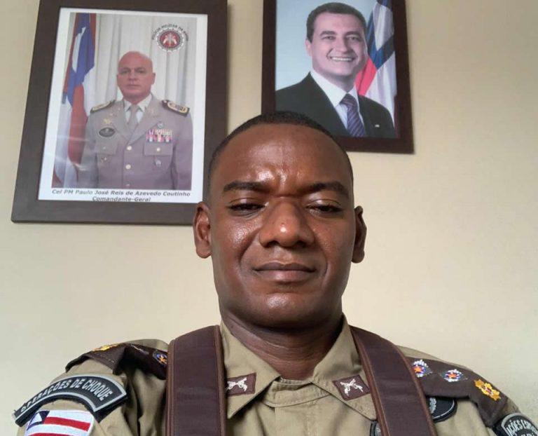 Major Neri assume o comando da 18ªCIPM/Periperi e felicita o novo comandante de Belmonte. 29